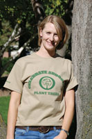 Celebrate Arbor Day Plant Trees T-shirt