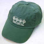 Tree Line USA Cap