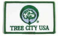 Tree City USA Patches