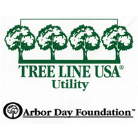 Tree Line USA Decal