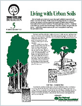 Living with Urban Soils