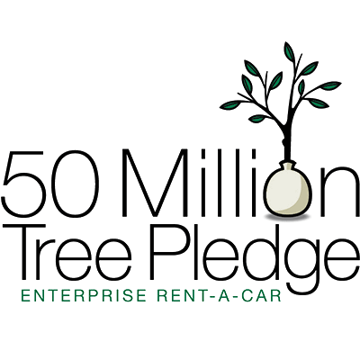 50 Million Tree Pledge—Enterprise Rent-A-Car