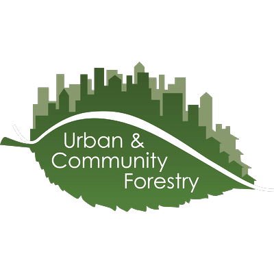 Urban and Community Forestry Logo Opens in new window