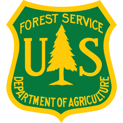 United States Forest Service Logo Opens in new window