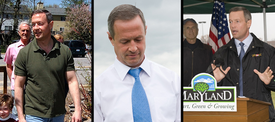 Governor Martin O'Malley—Annapolis, Maryland