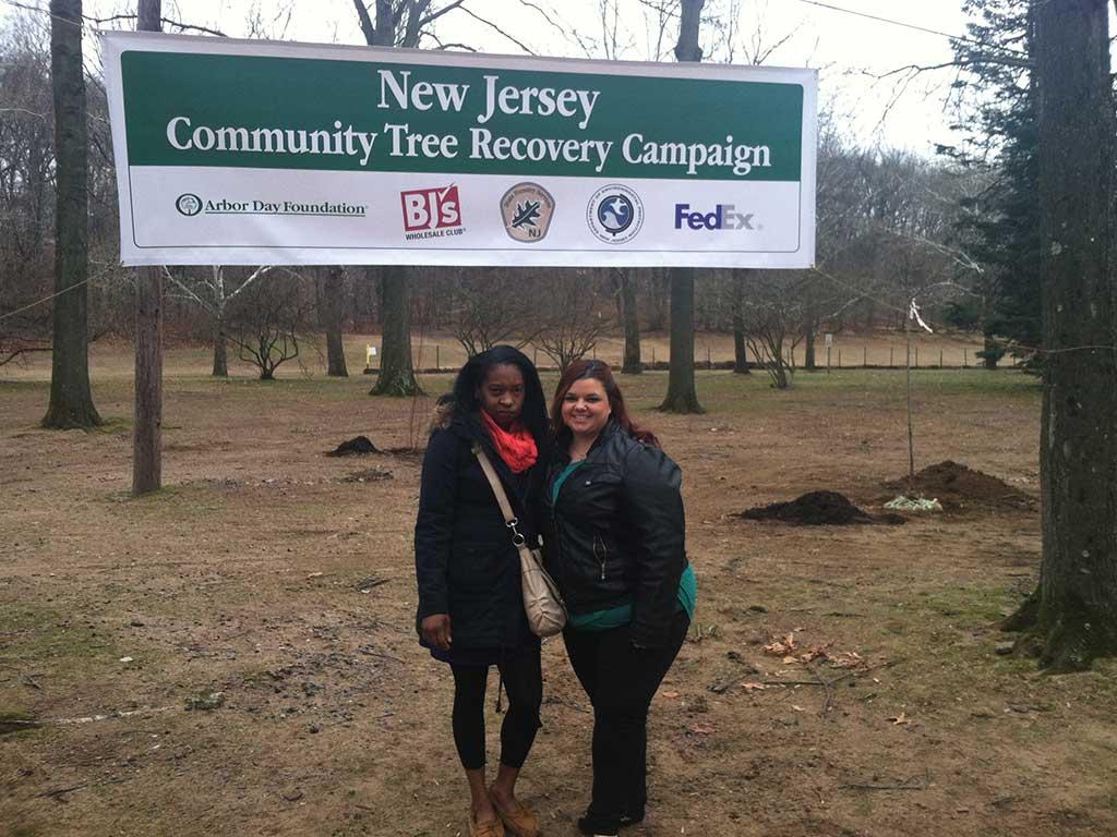 New Jersey Tree Foundation Greens Communities on TD Tree ...