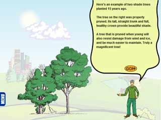 apprendre l'arbre Screenshot